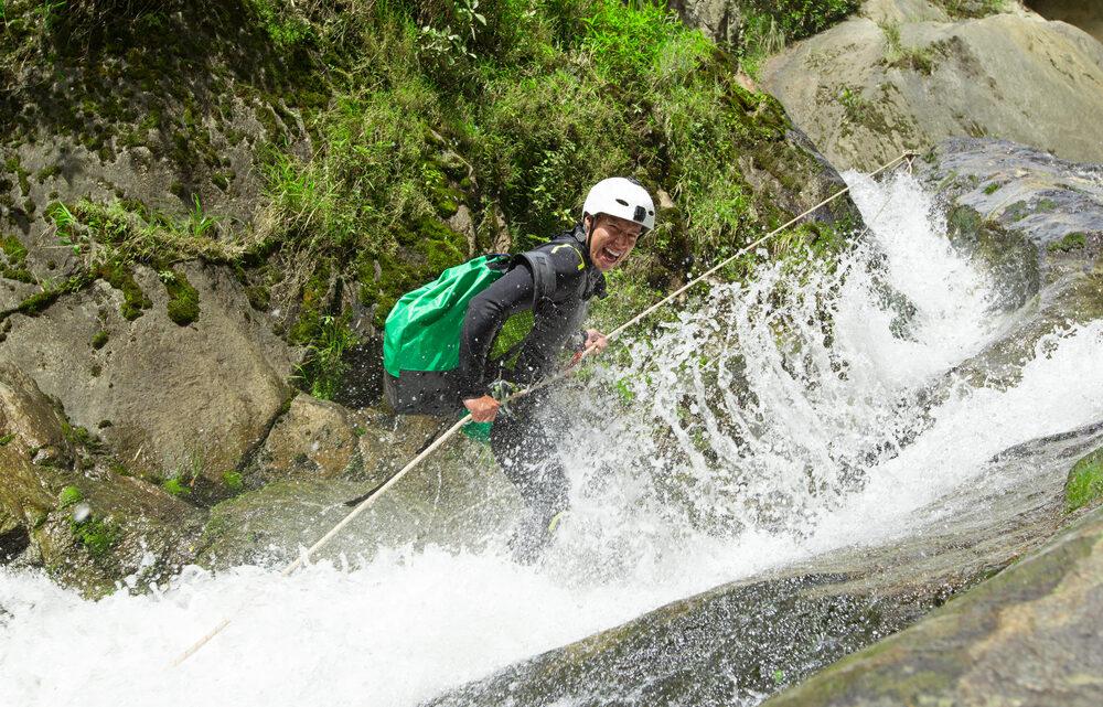 Etre prêt à passer un bon séjour canyoning dans le département d'Isère