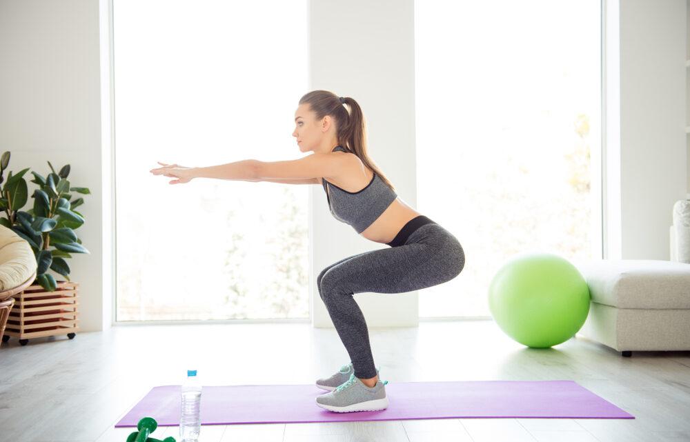 Ce qu'il ne faut pas faire pendant les squats