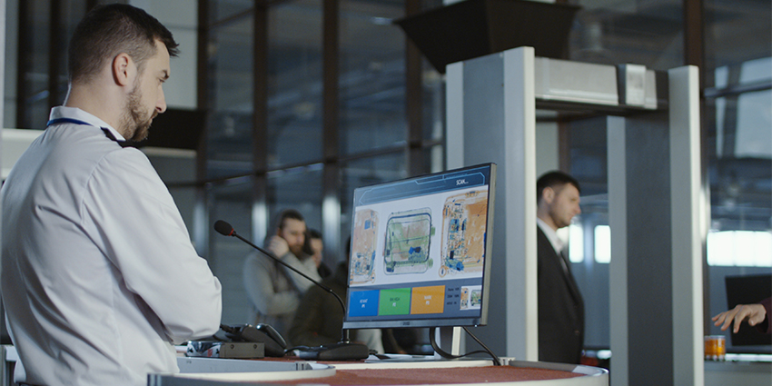 Tout sur l'usage des appareils à rayons X dans les aéroports